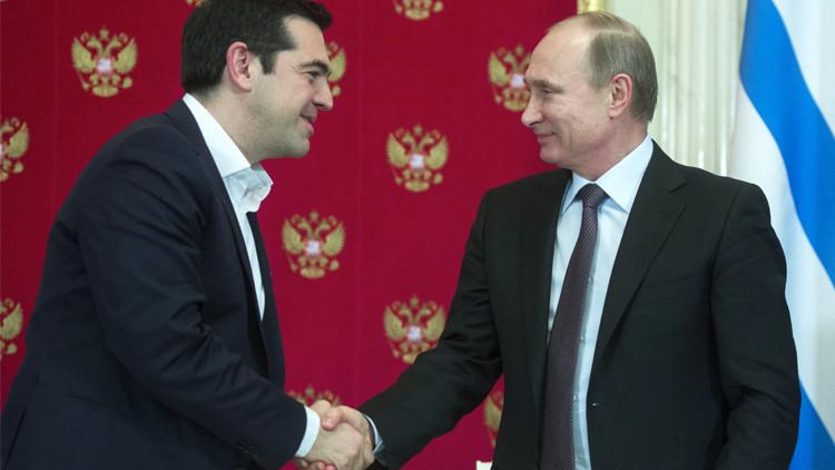 اليونان تدعو بوتين لزيارتها