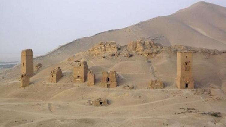 مقابر برجية بتدمر