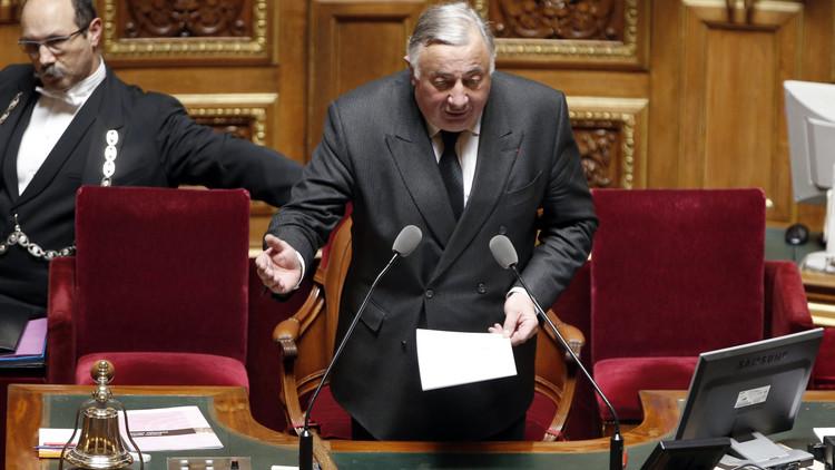 مجلس الشيوخ الفرنسي: يجب وضع حد للعقوبات على روسيا