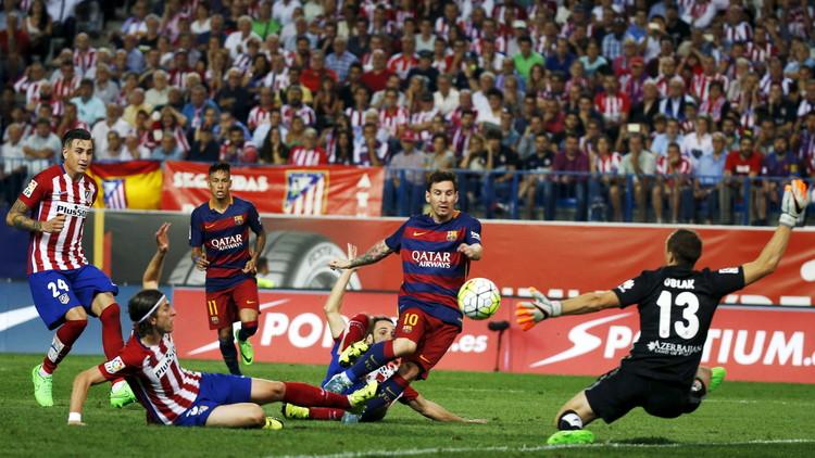 دوري الأبطال .. برشلونة وأتلتيكو مدريد في