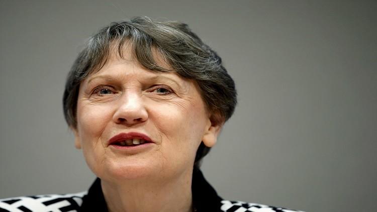 النيوزيلاندية هيلين كلارك تترشح لخلافة بان كي مون