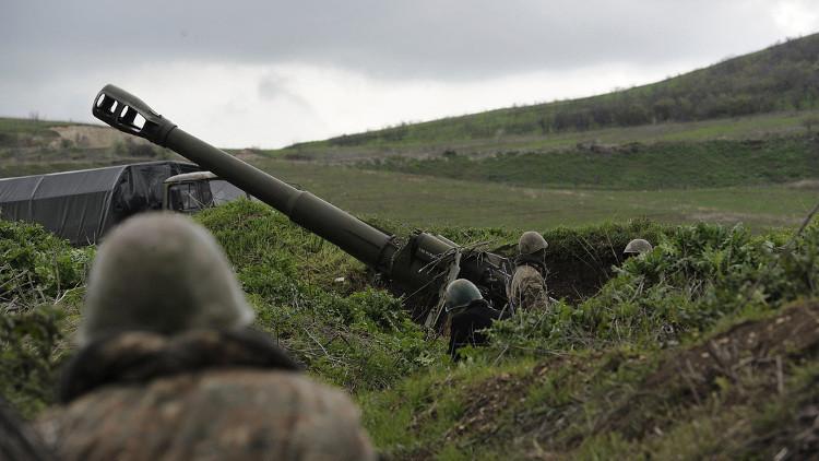 وزارة الدفاع في قره باغ تتلقى أوامر بوقف إطلاق النار على الجبهة مع أذربيجان