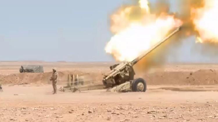 الجيش العراقي يتقدم في هيت ضد داعش