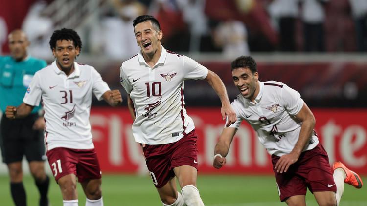الجيش القطري أول المتأهلين إلى دور الـ 16 لدوري الأبطال