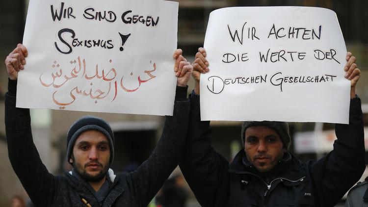 ألمانيا: معظم المشتبه بهم في تحرشات كولونيا مغربيون أو جزائريون