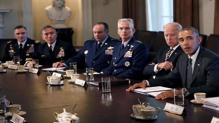 أوباما يدعو لتعزيز القدرات العسكرية في أوروبا لمواجهة روسيا