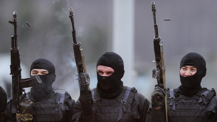 القوات الداخلية الروسية تنفي وجود صلة لها بمواطن روسي قيل أنه قتل مؤخرا في سوريا