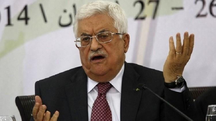 عباس مستعد للمباحثات مع إسرائيل على أساس مبدأ الدولتين