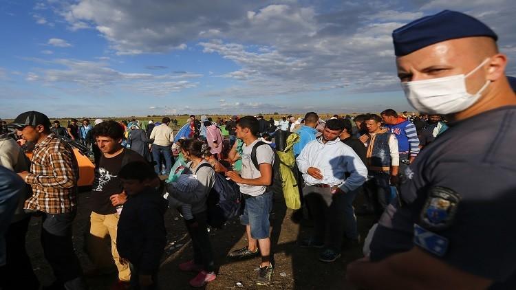 أي لاجئ يحاول تغيير بلد إقامته سيفقد حق اللجوء