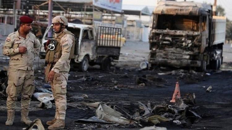 4 قتلى و17 جريحا بهجمات إرهابية في بغداد