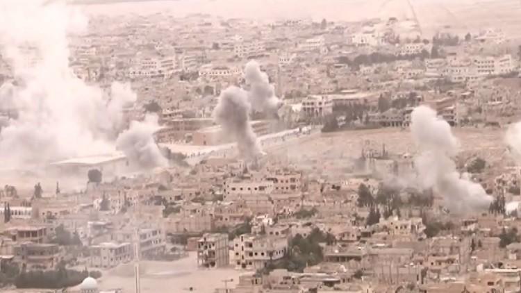 الجيش السوري يتقدم في ريف حلب الجنوبي