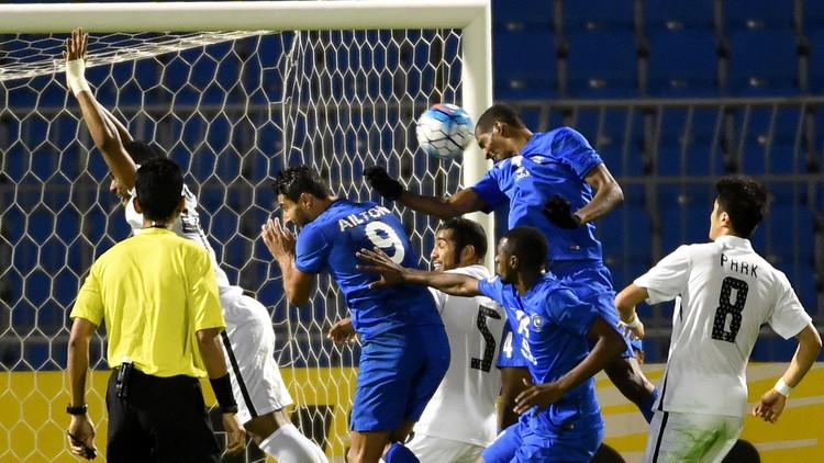 الهلال يهزم الجزيرة في دوري أبطال آسيا