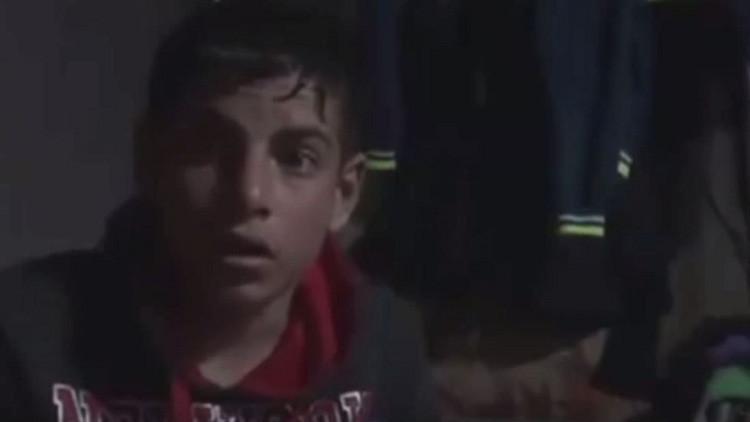 رواية طفل كردي فرّ من أسر