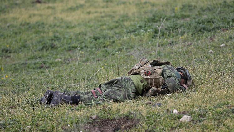 العثور في قره باغ على جثة ضابط أذربيجاني