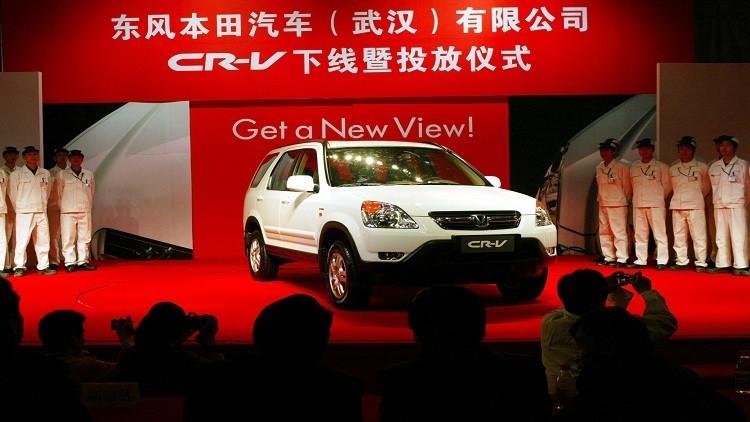 مواصفات سيارة الهوندا الجديدة CR-V