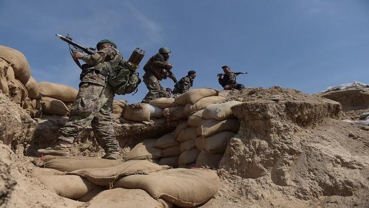 مقتل 55 مسلحا في عمليات لقوات الأمن الأفغانية