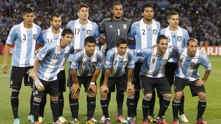 الأرجنتين تتربع على عرش هرم الكرة العالمية