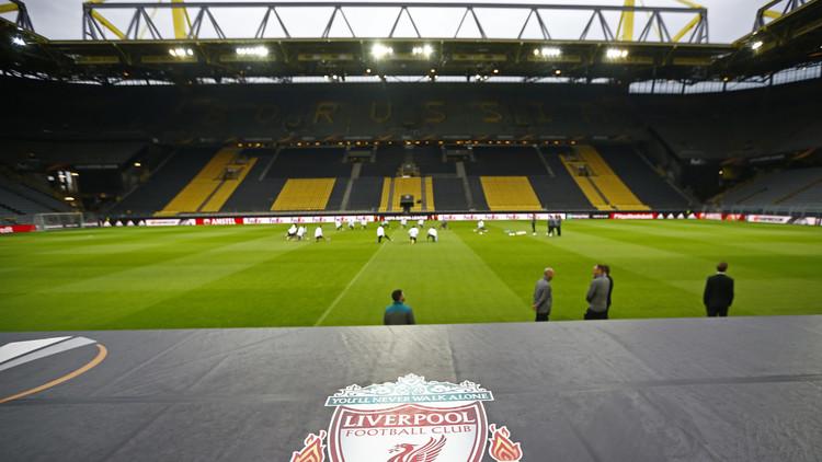 التشكيلة الأساسية لبوروسيا دورتموند وضيفه ليفربول .. (صور)