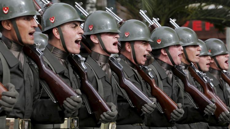 مصدر كردي: تسلل 100 عنصر للقوات التركية الخاصة إلى سوريا
