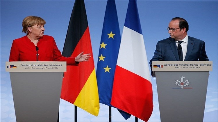 باريس وبرلين تحذران من موجة لجوء جديدة جراء الفوضى في ليبيا