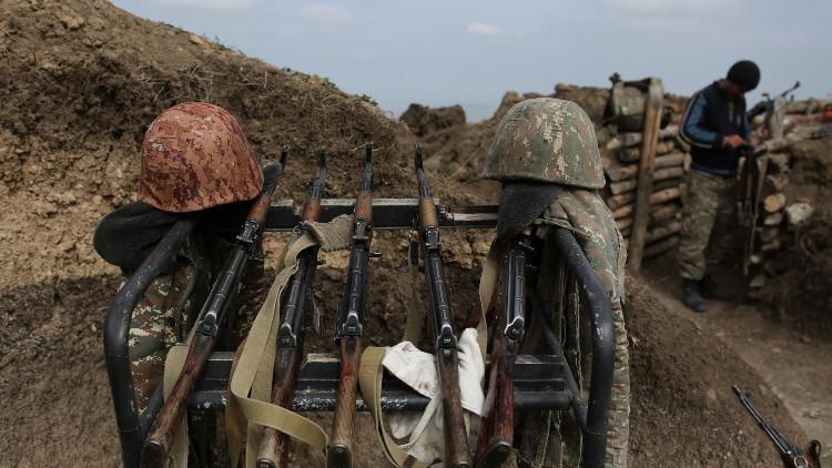باكو ويريفان تتبادلان الاتهامات ومقتل عسكريين 2 لقره باغ