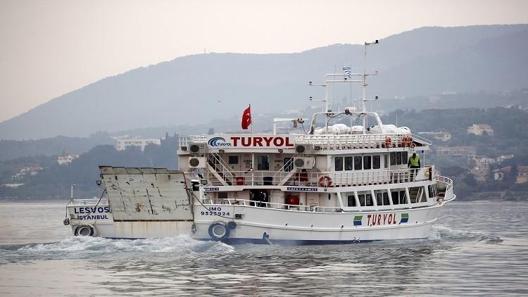 اليونان ترحل دفعة ثانية من المهاجرين إلى تركيا