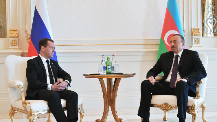 مدفيديف يعرب عن أمله في تسوية قضية قره باغ عبر المفاوضات
