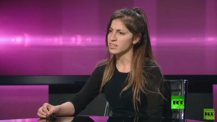 أسيرة إيزيدية سابقة تتحدث لـ RT عن معاناتها في قبضة