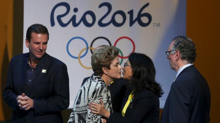 رئيسة البرازيل تلغي رحلتها إلى اليونان لحضور إيقاد الشعلة الأولمبية