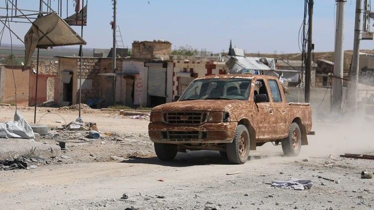 داعش يعدم 25 من العمال المخطوفين أثناء هجومه على معمل بريف دمشق قبل يومين