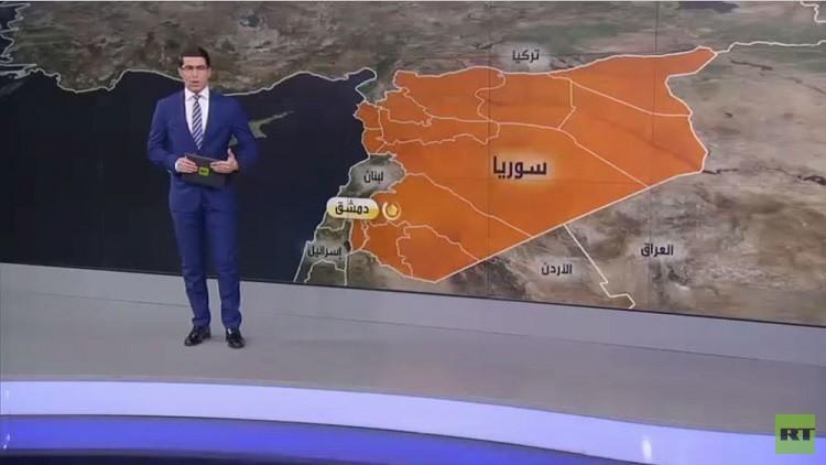 خريطة التحولات العسكرية في سوريا (فيديو)