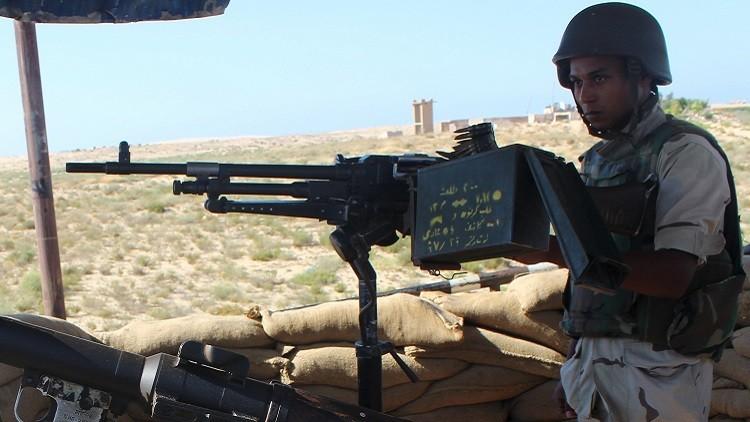 مصر.. قتلى وجرحى إثر هجوم على الجيش في سيناء