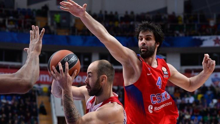 تسيسكا موسكو بجدارة إلى ربع نهائي يوروبا ليغ لكرة السلة