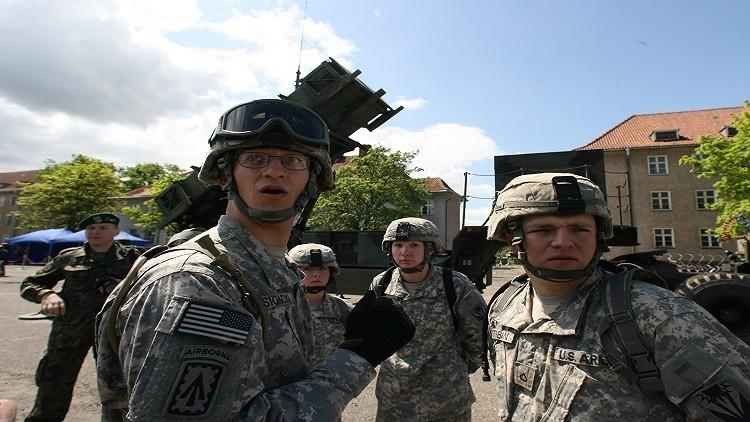 الولايات المتحدة تعزز قواتها في دول البلطيق