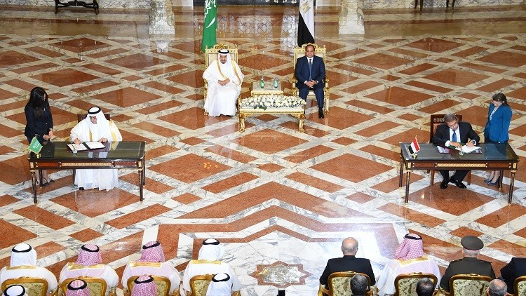 التوقيع على 17 اتفاقية بين مصر والسعودية تشمل مختلف المجالات