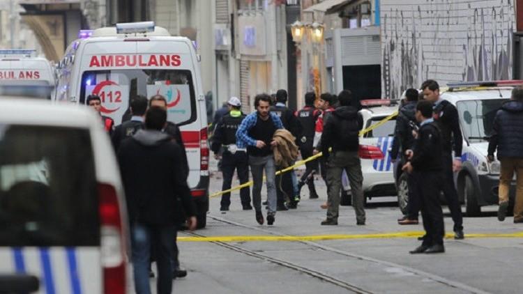 إصابة 3 أشخاص في انفجار باسطنبول