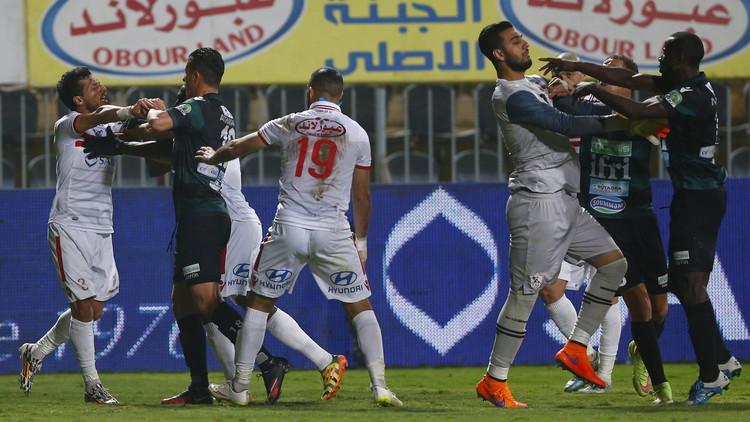 الزمالك يهزم مولودية بجاية الجزائري في دوري أبطال إفريقيا .. (فيديو)