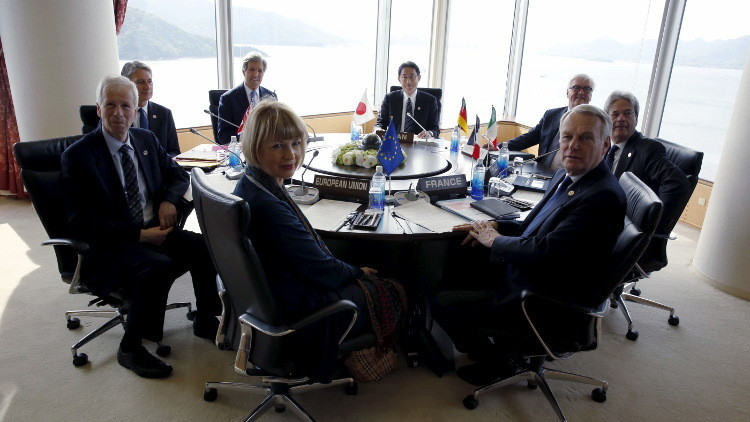 G7:  سوريا بحاجة ماسة إلى حكومة تمثل كافة الأطراف