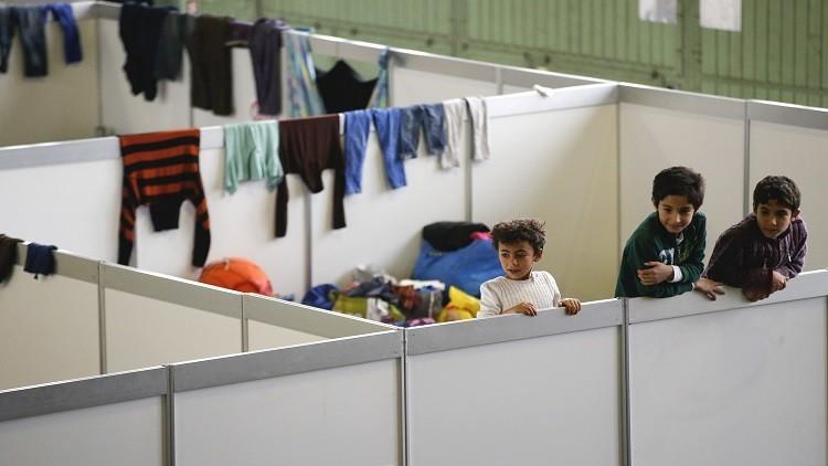 اختفاء 6 آلاف طفل لاجئ في ألمانيا خلال 2015