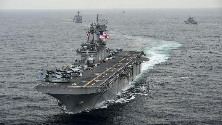 اتهام ضابط بحرية أمريكي بالتجسس لصالح الصين أو تايوان