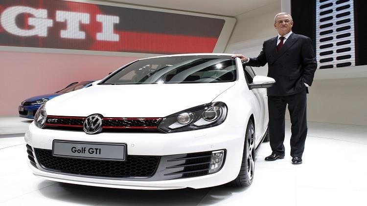 فولس فاغن وأقوى سيارة غولف الشهر القادم