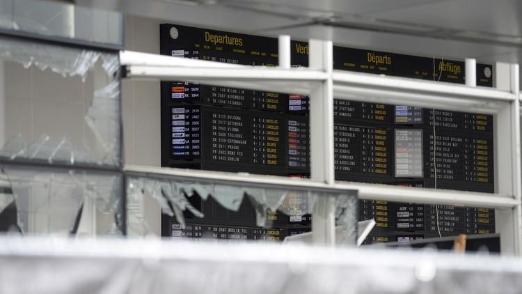 وسائل إعلام: منفذو هجمات بروكسل خططوا لشن عمليات أثناء بطولة