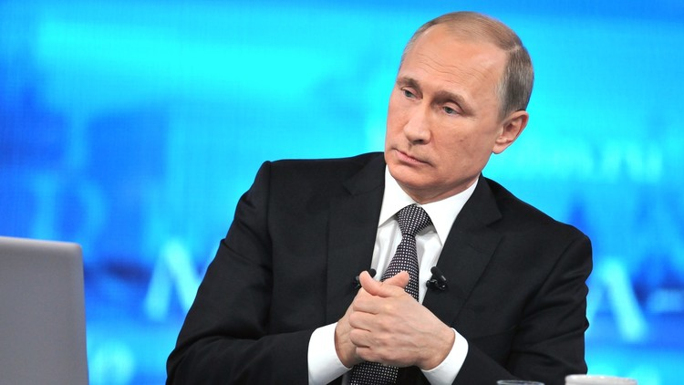 بوتين يجس نبض المجتمع الروسي خلال حواره السنوي مع المواطنين