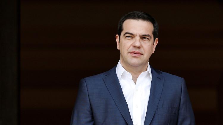 تسيبراس: تعامل مقدونيا مع المهاجرين في مخيم حدودي