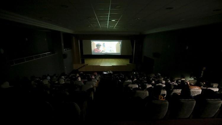السينما تعود إلى غزة بعد 20 سنة من الغياب