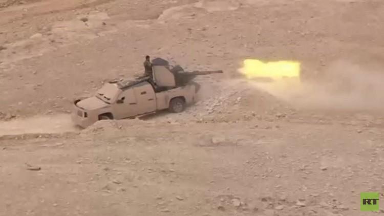 مركز التنسيق بحميميم: الجيش السوري يصد هجوما لـ