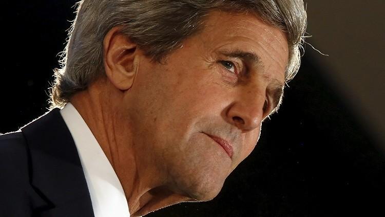كيري: تغيير الحكومة في سوريا سيساعد على حل أزمة اللاجئين