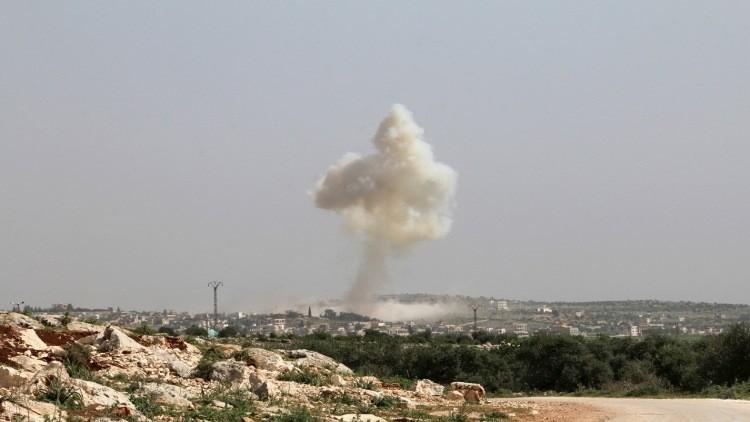 تركيا تقصف أهدافا في سوريا ردا على سقوط قذائف في مدينة كيليس