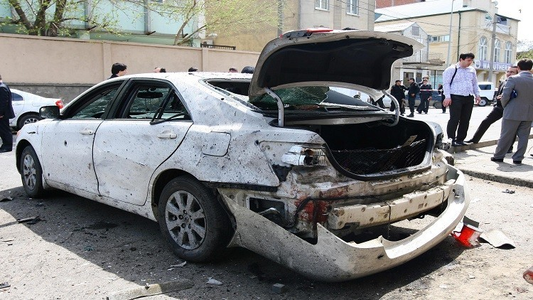تصفية مسلح تبادل إطلاق النار مع الشرطة في داغستان