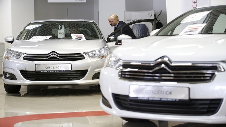 سيتروين تسحب نموذجا آخر من سياراتها من روسيا